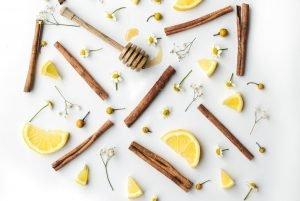 Cinnamon, Honey, Lemon, Get rid of icky mouth noise